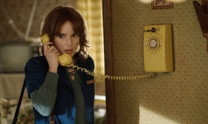 Stranger Things: 'Netflix is now more of a programme provider,' says the chief executive of Virgin Media owner Liberty Global.