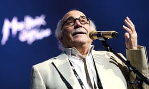 Tommy LiPuma at the Montreux jazz festival, 2011.
