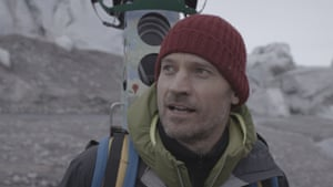 Nikolaj Coster-Waldau is the first celebrity to capture Street View imagery for Google.