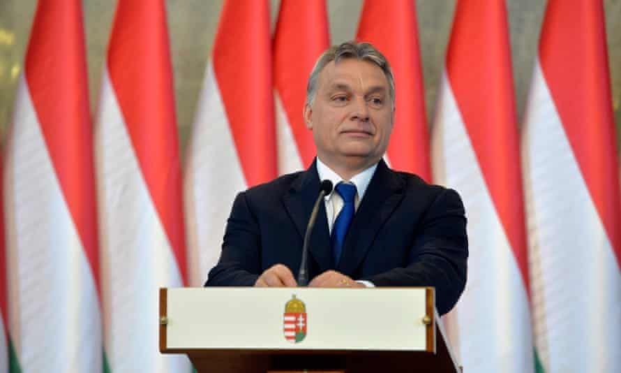 The office of Hungarian prime minister, Viktor Orban, said there were no plans to withdraw the award.