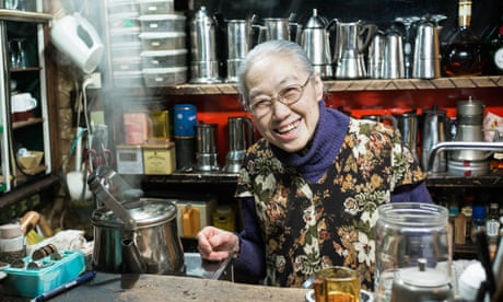 Senior staff: Tokyo's oldest workers – in pictures