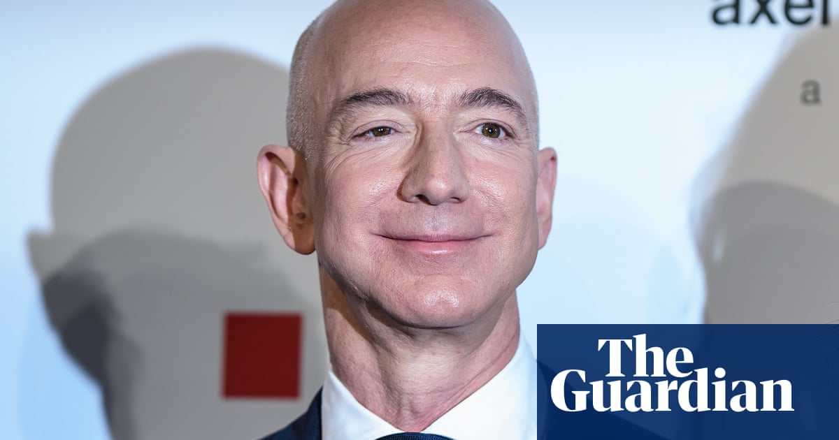 Jeff Bezos: world's richest man finally tops list of biggest donors