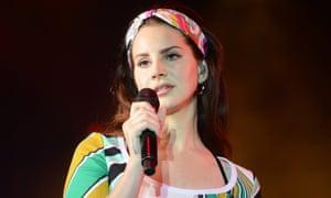 """""""Lana Del Rey performs at Burton Constable Hall during BBC Radio 1's Big Weekend 2017"""""""