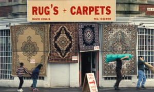 Rug's and Carpets shop, Cardiff.