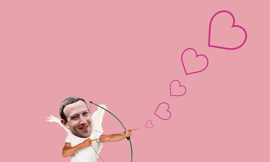 Can Mark Zuckerberg play Cupid?