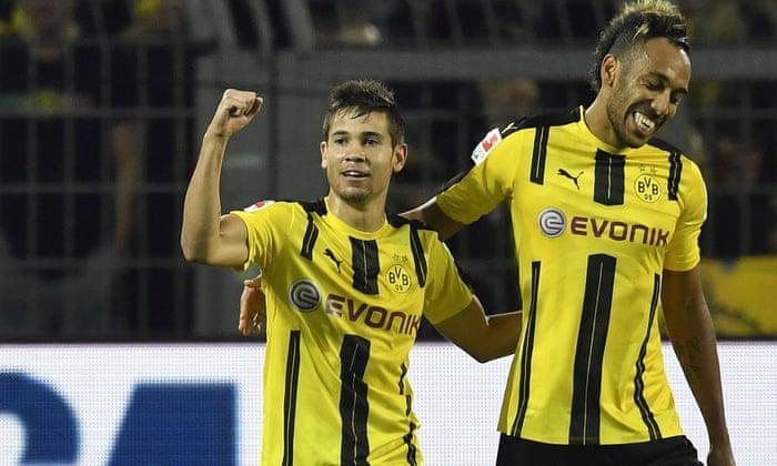 Borussia Dortmundilla on sama kotitietue, jossa voitto Freiburgista