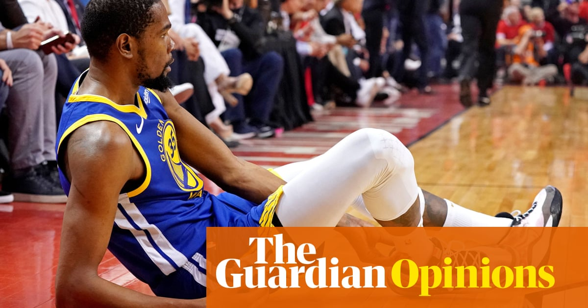 Kevin Durant's injury is proof: Athletes need their own