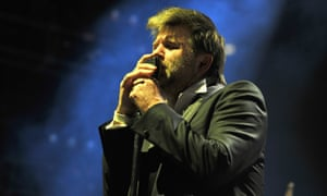 """There was a bottle of whiskey there, a big table against that wall, an air mattress, and a stereo…"" LCD Soundsystem came from humble beginnings"