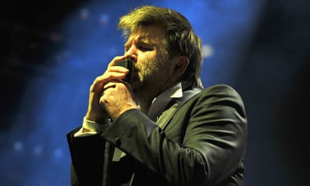 Losing their edge? … LCD Soundsystem haven't ruled out further gigs.