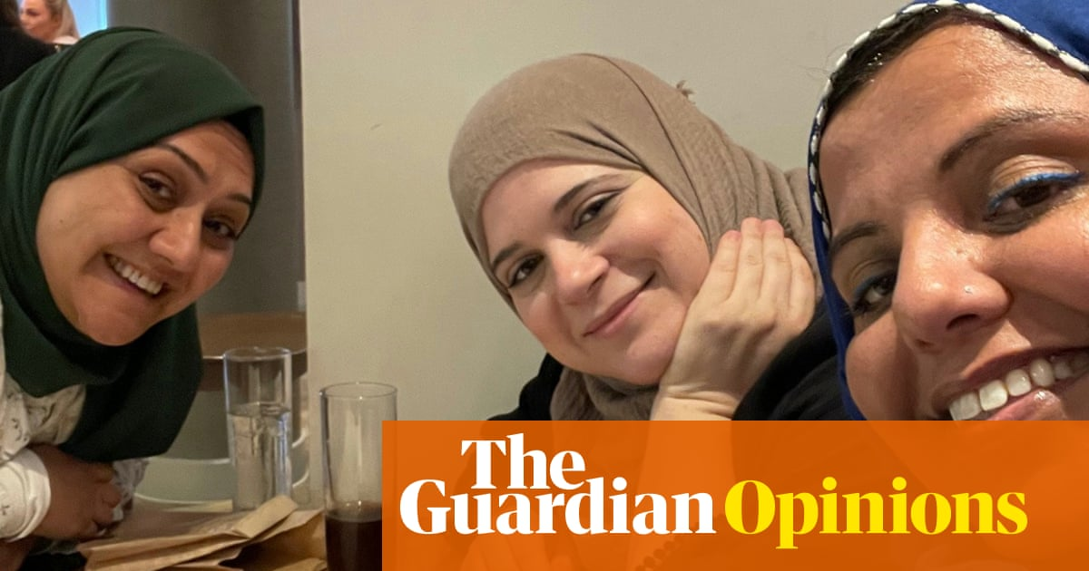With Gareth Southgate in charge, we three hijabis can be proud of the Three Lions