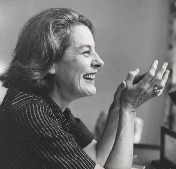 Mary McCarthy in 1963.