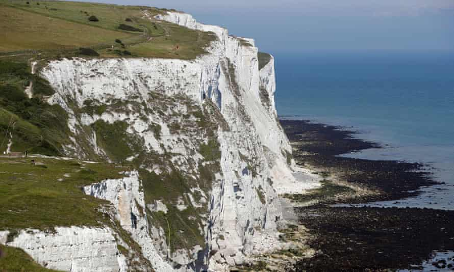 The 27-mile stretch between Dover and Calais can be dangerous and is home to the world's busiest shipping lane.