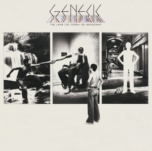 Genesis, The Lamb Lies Down on Broadway, 1974