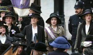 still from the 2015 film Suffragette.