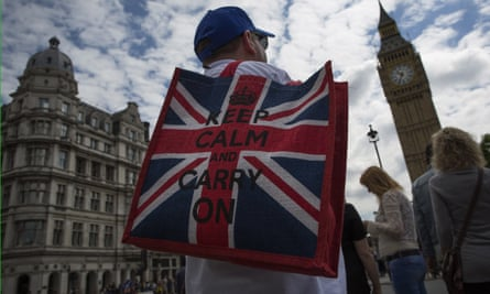 The pound's fall since the EU vote has benefited tourists coming to the UK, but not Brits going abroad.