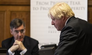 Jacob Rees-Mogg MP launches economists' report 'A World Trade Deal: The Complete Guide'