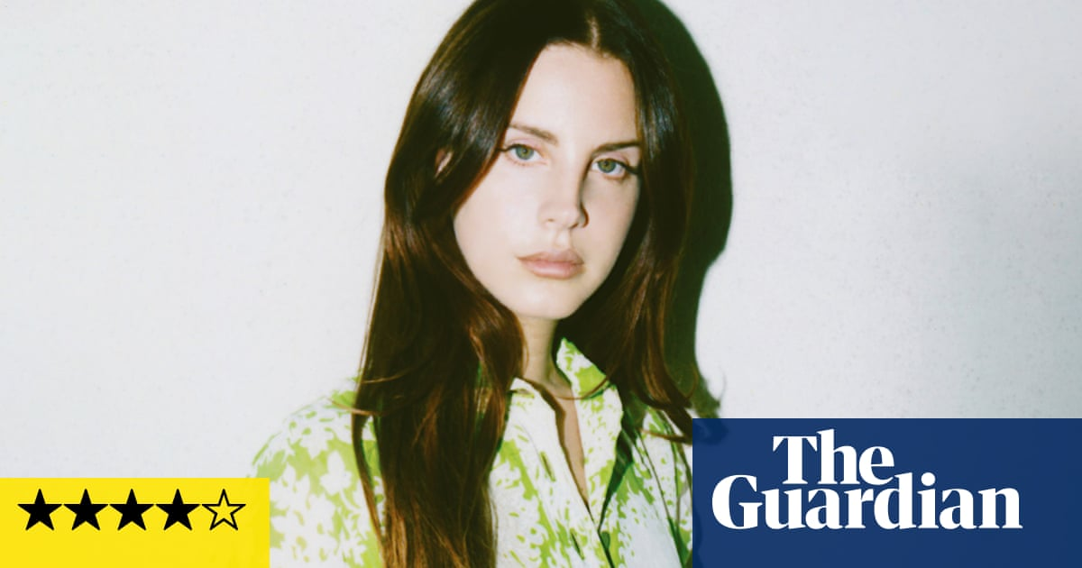 Lana Del Rey: Lust for Life review – in a luxurious league
