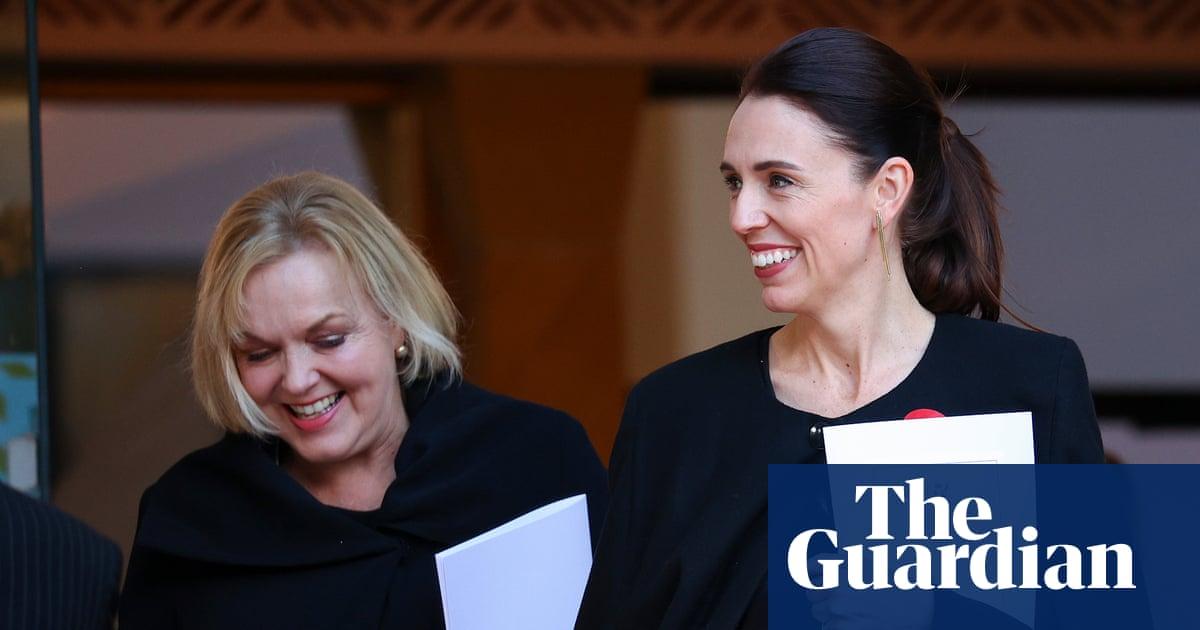 New Zealand PM Jacinda Ardern implies opposition leader is a 'Karen' in parliament debate – video