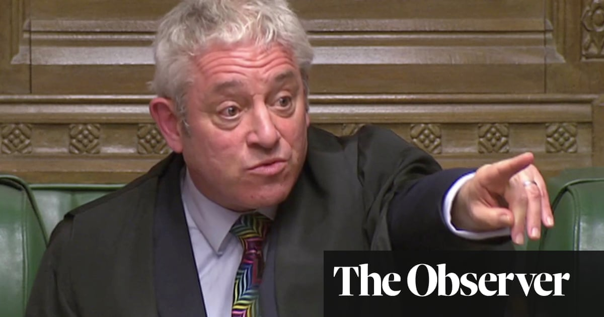 Defiant John Bercow 'set to stay as speaker'
