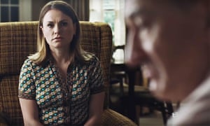 Anna Paquin as Peggy in The Irishman.