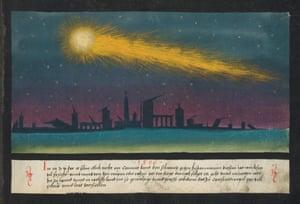 A comet in 1506