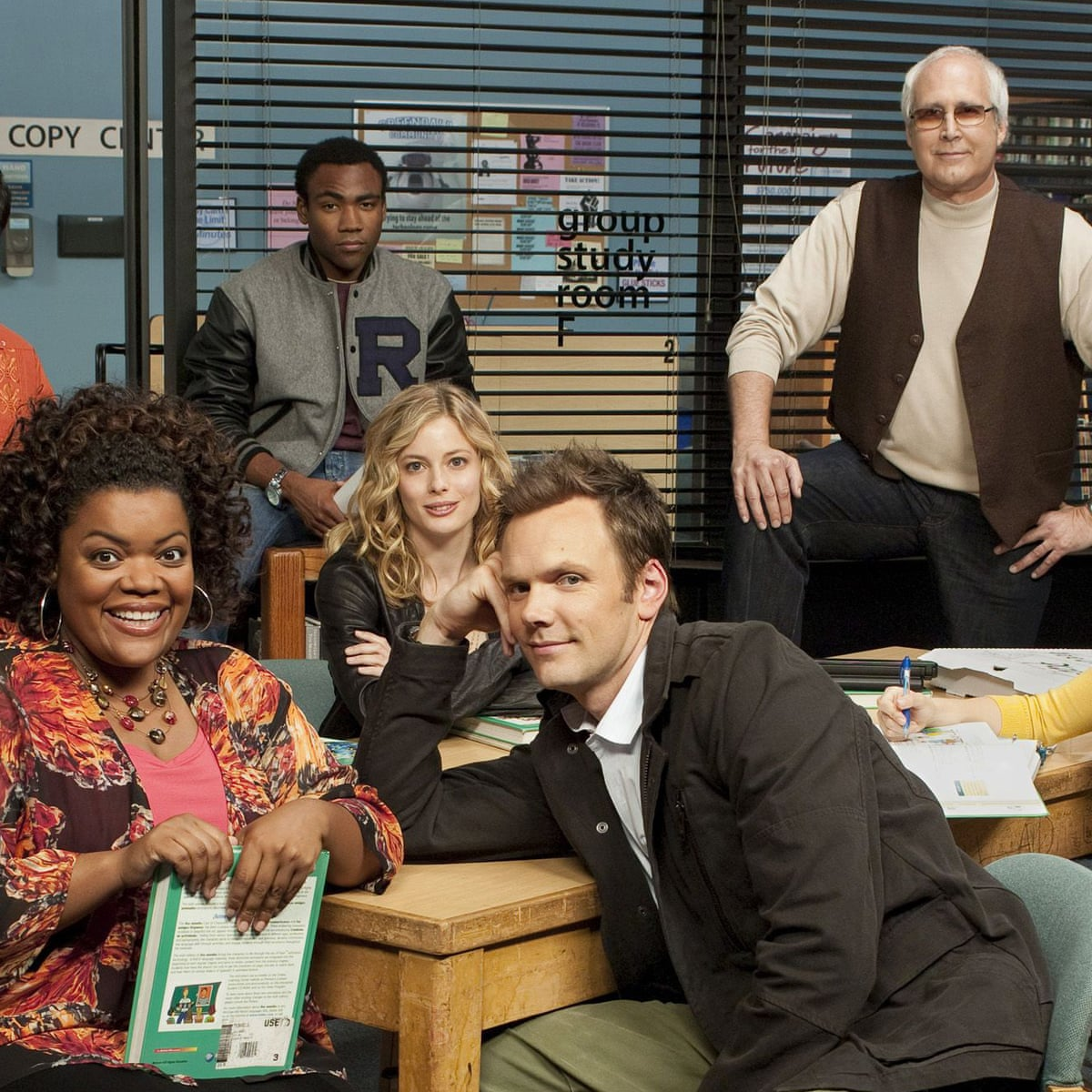 When Good Tv Goes Bad How Community S Fourth Series Failed To