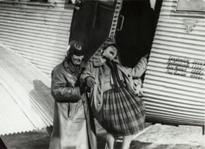Alexander Rodchenko and Varvara Stepanova, from Sergei Eisenstein's 1926 film The General Line.