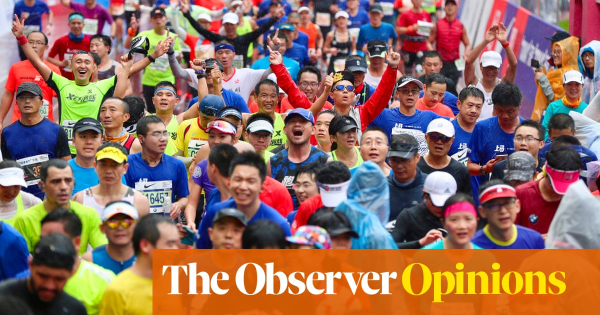 Marathon efforts are increasingly normalised so cheats are trying to keep up | Simon Burnton