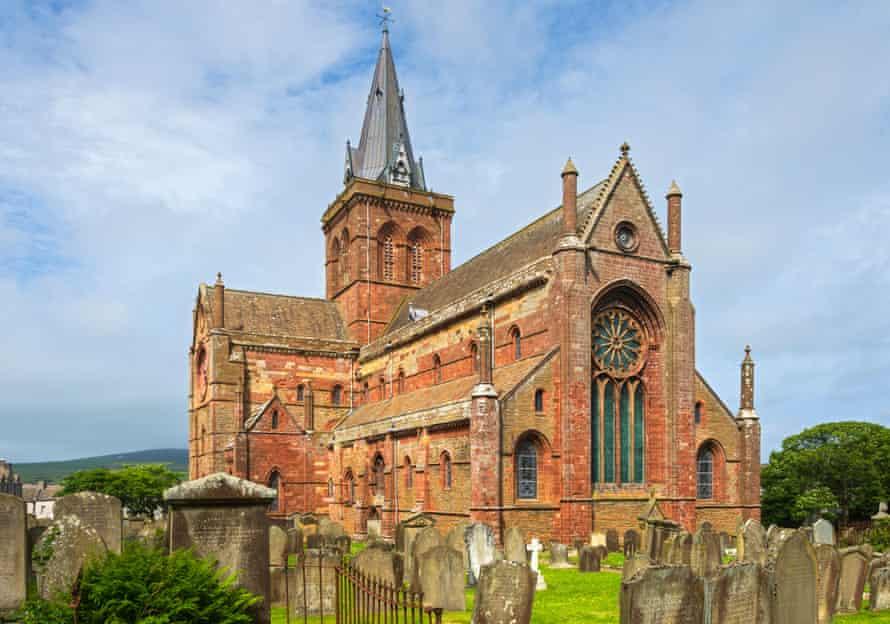 Catedral de San Magnus, Kirkwall.