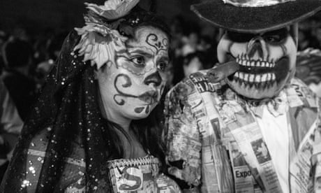 Party in the graveyard! Mexico's day of the dead celebrations – in pictures