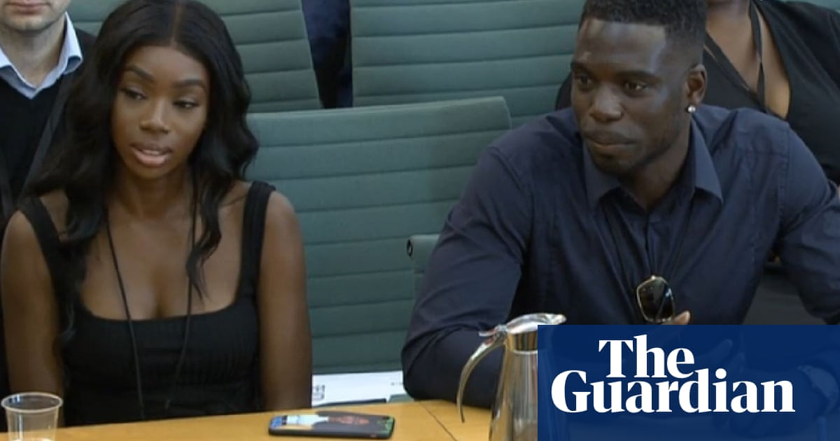 Love Island contestants did not mind low pay, MPs told
