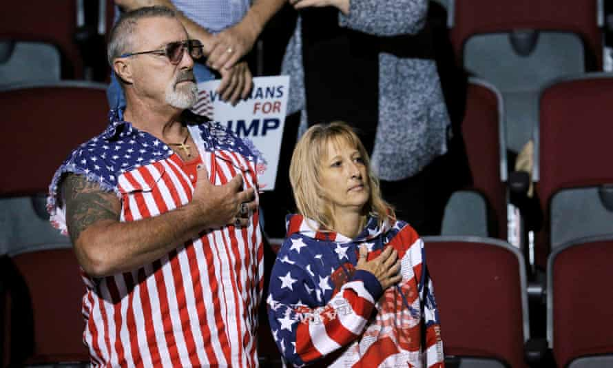 The freedoms espoused by Trump supporters after Brexit were chiefly freedom from the EU, and freedom from government corruption – although one audience member failed to think of an example.