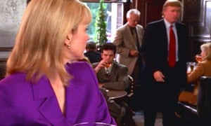 Donald Trump's Sex and the City cameo.