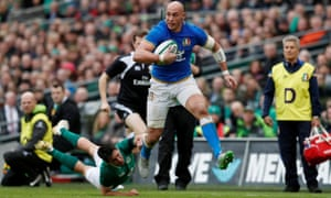 Italy's Sergio Parisse will appear for Italy for some Six Nations games after Super Typhoon Hagibis caused his final Rugby World Cup game to be cancelled.