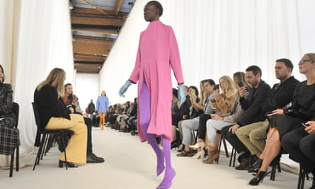 La Vie En Rose How Fashion Fell For The Pink Dress Fashion The Guardian