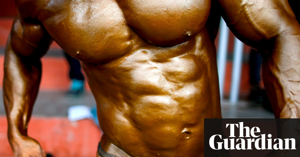 Up to a million Britons use steroids for looks not sport