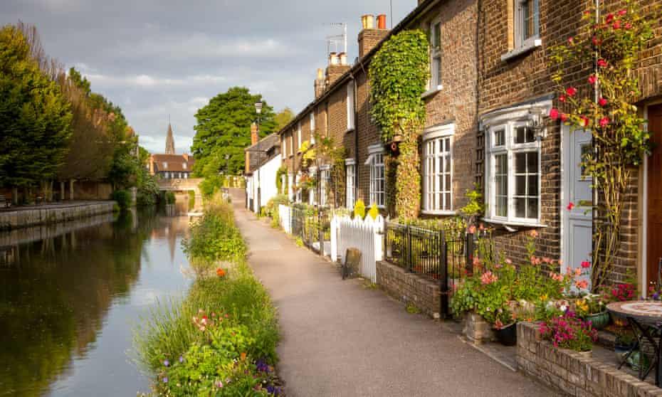 Riverside Walk, Hertford