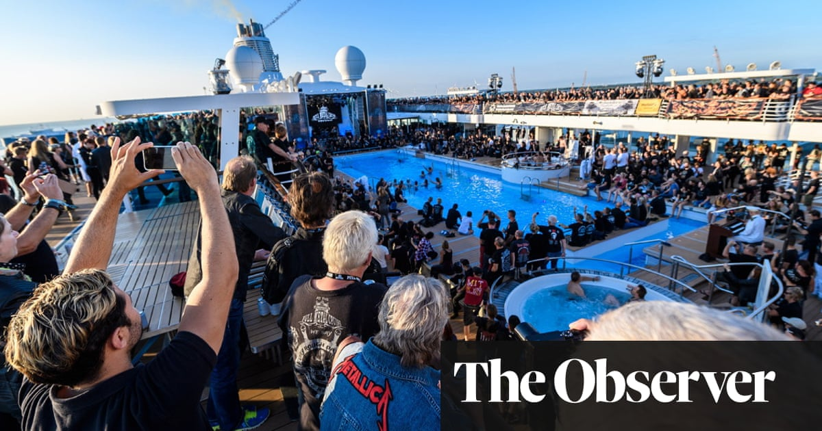 Full metal junket: music tourism hits right note with fans – The Guardian  #news