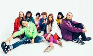 'Do whatever you need to, although nobody cares' … Superorganism.