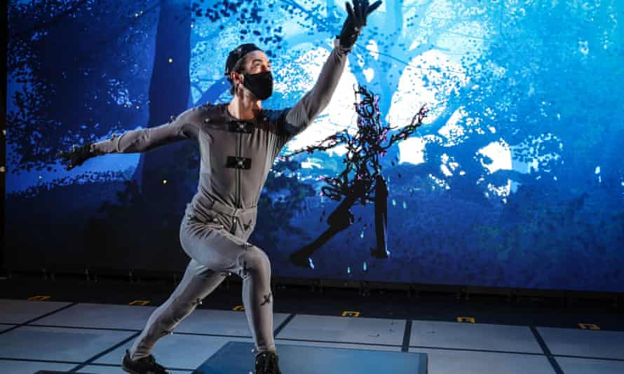 Dream combines live performance with VR technology.