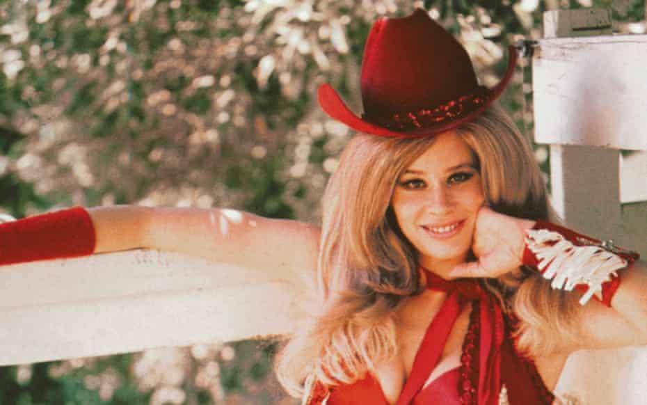 'She was just frickin' brilliant, you know?' ... Karen Black in Nashville.