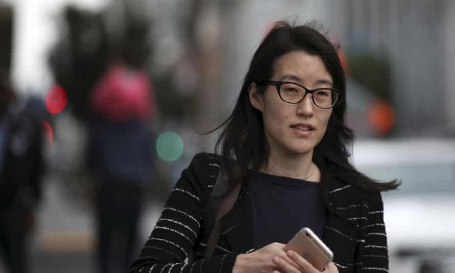 Ellen Pao was at the center of a gender bias case last year.