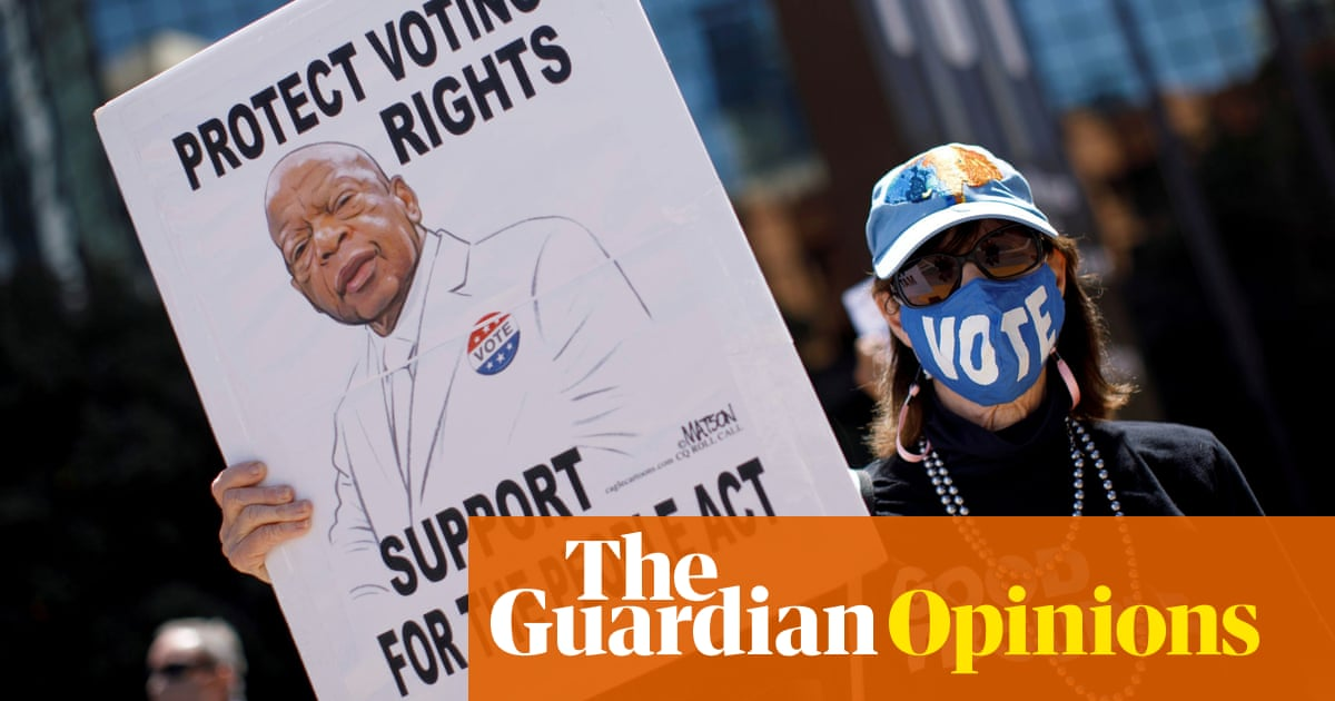 The numbers are grim. Republicans are winning at normalizing voter suppression