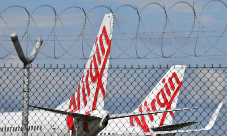 Virgin Australia has asked for a multimillion-dollar bailout from the government amid the coronavirus crisis.