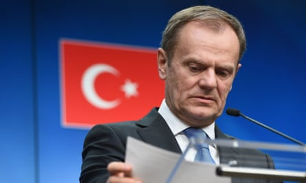 Donald Tusk: travel on the western Balkans route has 'come to an end'.
