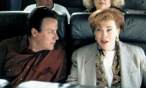 John Heard and Catherine O'Hara in Home Alone 2: Lost in New York, 1992.