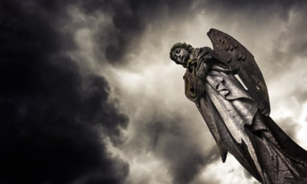 The judgment of angels as interpreted by man is held up to the light in Michael Arditti's new novel
