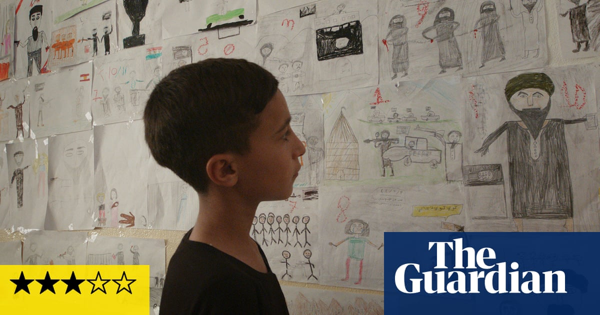 Notturno review – lives scarred by Isis and the west in haunting cine-poem