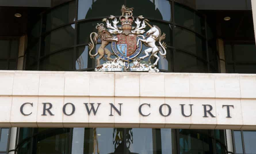 Kingston crown court in Surrey