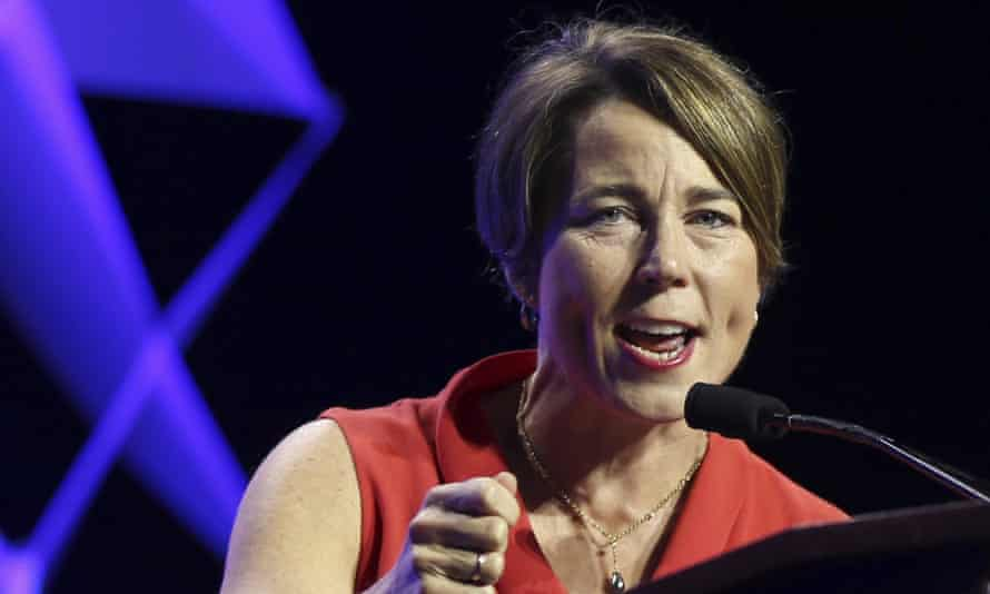 Maura Healey, the Massachusetts attorney general, has sued the maker of OxyContin over the deadly opioid crisis.
